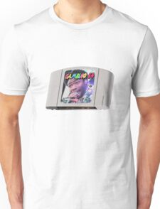 Childish Gambino - Nintendo Cartridge Unisex T-Shirt