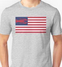 Crawfish Flag Unisex T-Shirt