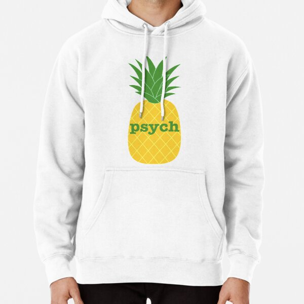 Psych  Pullover Hoodie