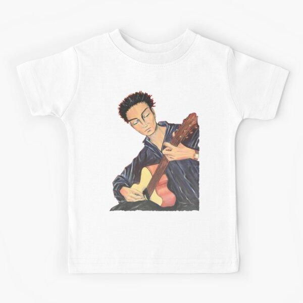 Guitar Man Kids T-Shirt