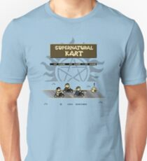 Supernatural Kart Unisex T-Shirt
