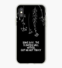 BTS Not Today Song Quote v1 iPhone Case