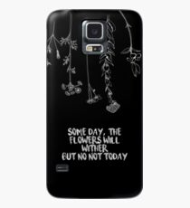 BTS Not Today Song Quote v1 Case/Skin for Samsung Galaxy