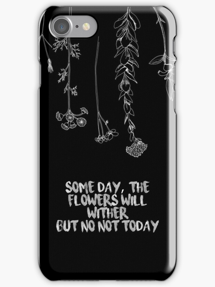 Quot Bts Not Today Song Quote V1 Quot Iphone Cases Amp Skins By