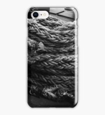 Ropes on the Natchez - New Orleans, LA iPhone Case/Skin