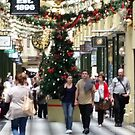 Christmas in Melbourne by MIchelle Thompson
