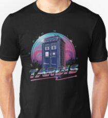 Rad Tardis Unisex T-Shirt