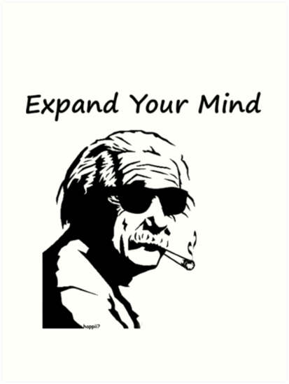 « Expand Your Mind Einstein» de HappiiCo