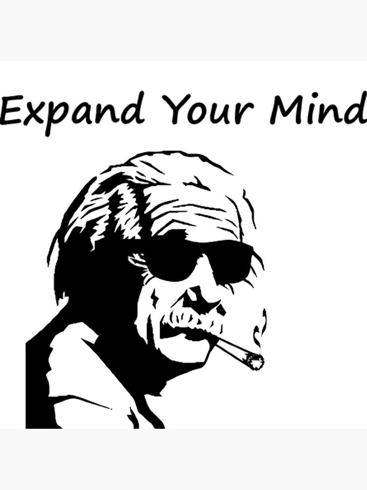 Expand Your Mind Einstein de HappiiCo