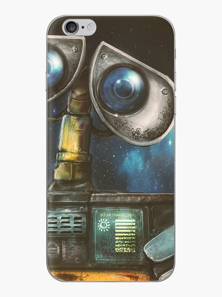 WALL-E Robot Painting by Ian Milligan