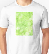 Green Bubbles Unisex T-Shirt