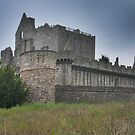 Craigmillar Castle by Chris Clark