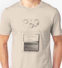 Effects Pedal - black T-Shirt
