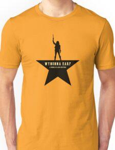 Wynonna Earp // Hamilton Mash-up Unisex T-Shirt