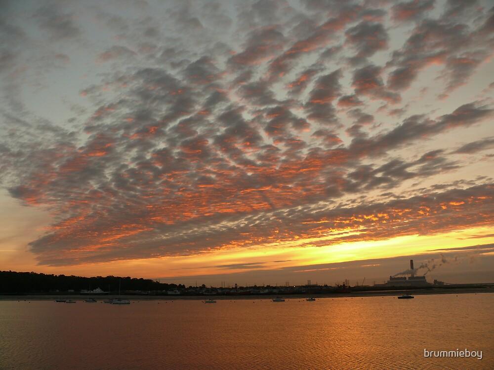 Dappled Sky by brummieboy