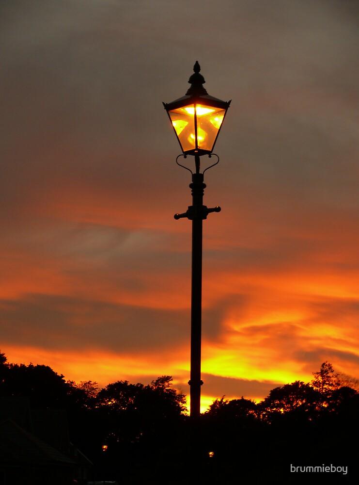 Night Lamp by brummieboy