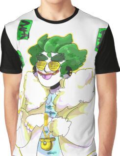 Make It Rain Graphic T-Shirt