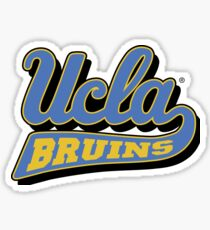 UCLA Logo Sticker
