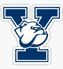 YALE Logo Sticker
