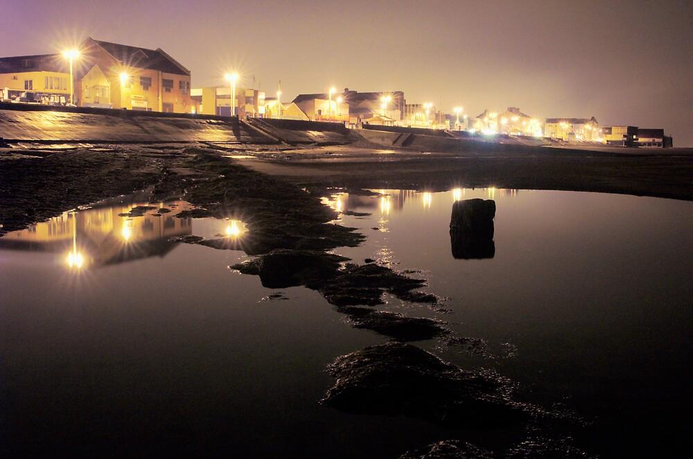 Silent night by Glen Birkbeck