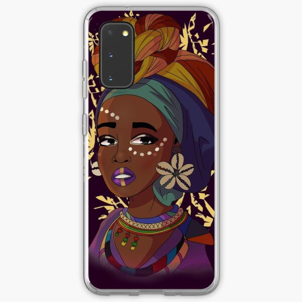 Nubian Queen Samsung Galaxy Soft Case
