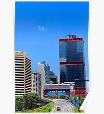City of Colors V - Hong Kong. Poster