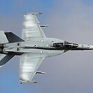 RAAF F/A-18F Rhino by Daniel McIntosh
