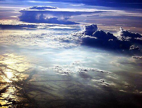 High In The Sky, Vietnam  by GetCarter