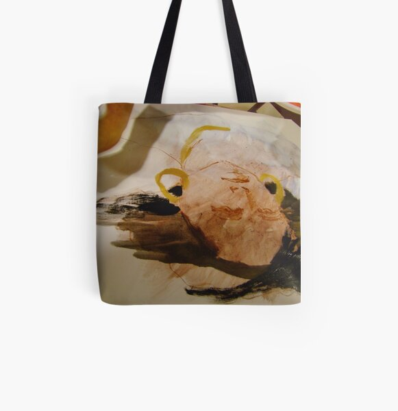 artist at work All Over Print Tote Bag