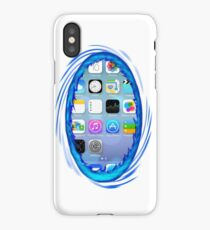 Portal iOS iPhone Case iPhone Case