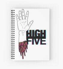 High Five Spiral Notebook