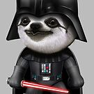 SLOTH VADER 2017 by MEDIACORPSE