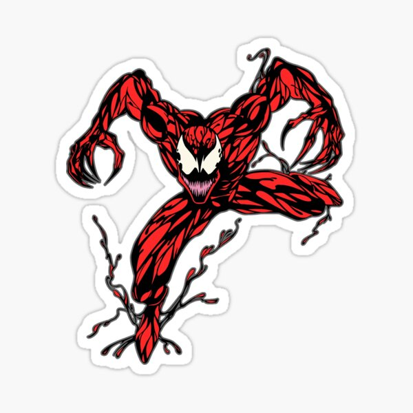 Carnage Sticker