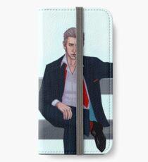 Death Star Imperials Modern AU iPhone Wallet/Case/Skin