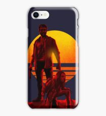 Logan Sunset iPhone Case/Skin