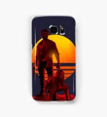 Logan Sunset Samsung Galaxy Case/Skin