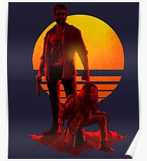 Logan Sunset Poster