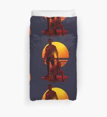 Logan Sunset Duvet Cover