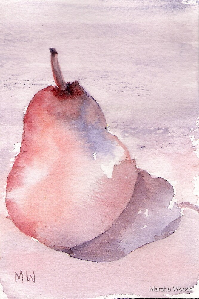 Pear by Marsha Woods