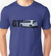 MK7 GTI 2 Door - Black Text T-Shirt