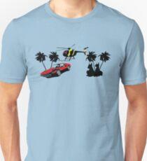 80's Magnum PI Tribute T-Shirt