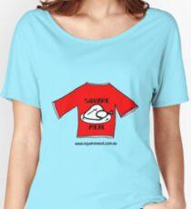 TShirt on TShirt by Alex  Women's Relaxed Fit T-Shirt