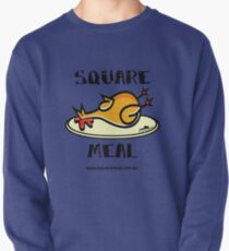 Crazy Chicken Square Meal by Penny  Pullover