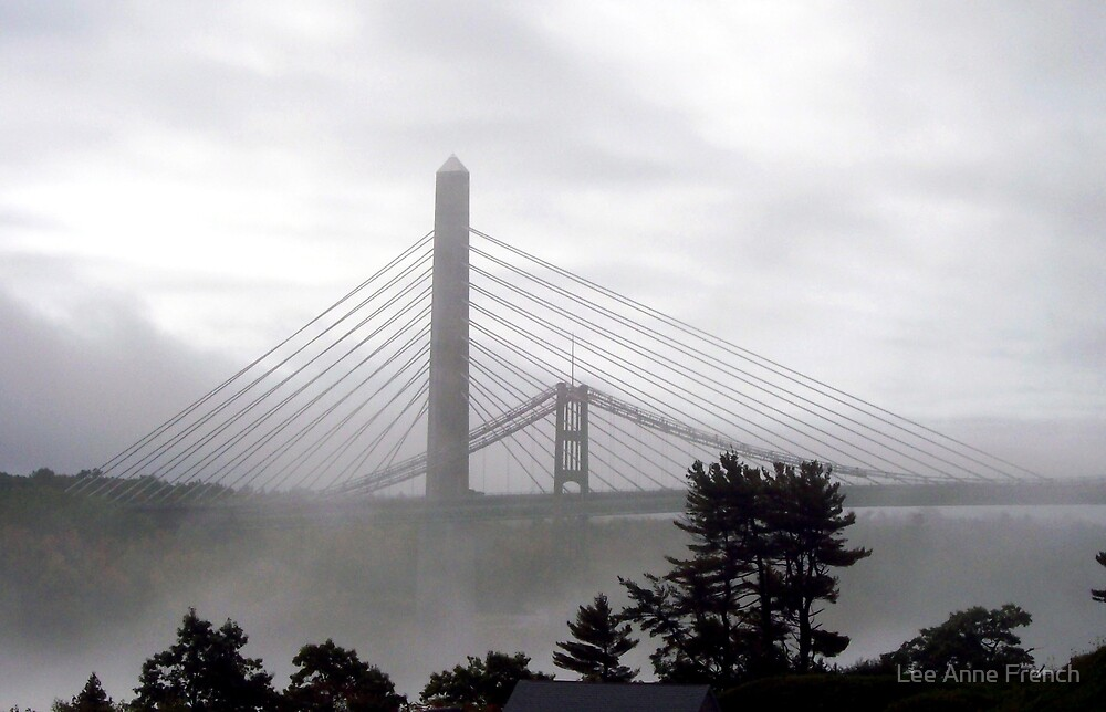 Bridges in the Mist by Lee Anne French
