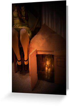Wendy House by Deborah Hally