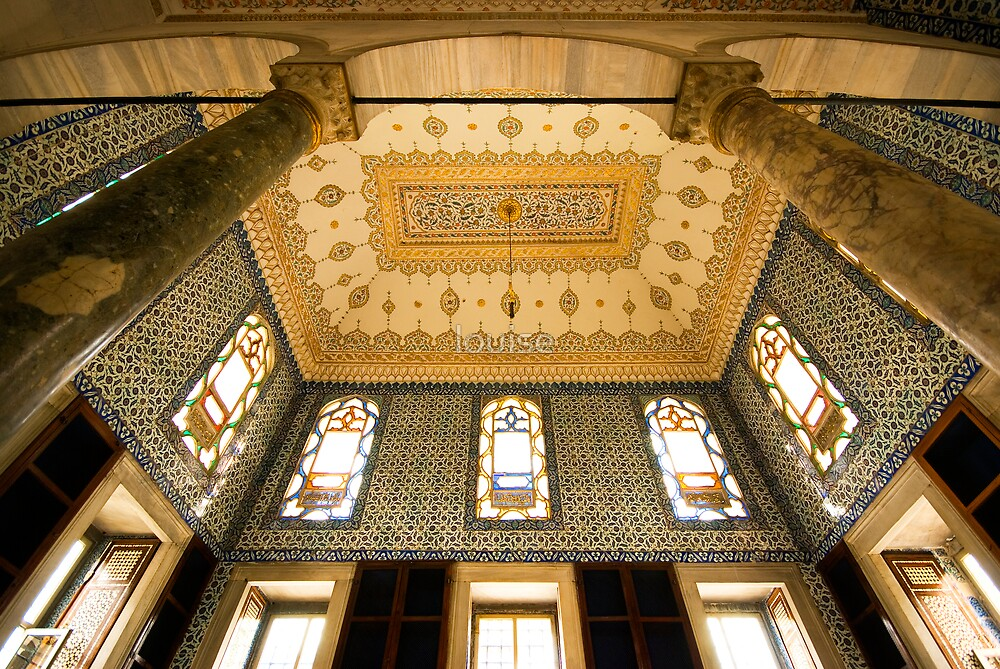 TOPKAPI PALACE by louise