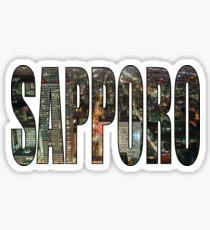 Sapporo Sticker