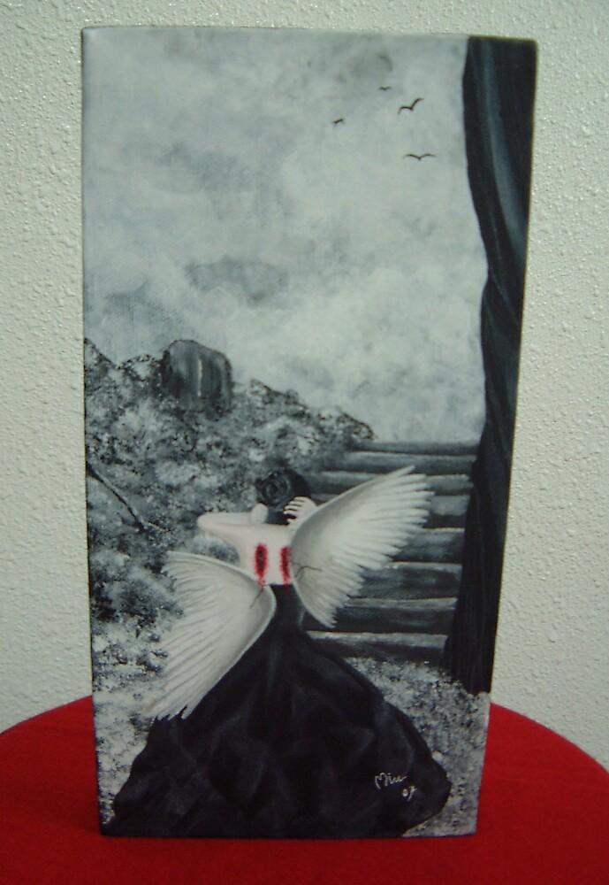 Fallen Angel by miuyap80