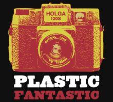 Plastic Fantastic - HOLGA