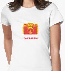 Plastic Fantastic - HOLGA Womens Fitted T-Shirt